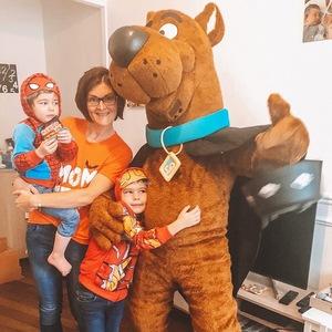 2019 - halloween - scoobidou - déguisement - boomerangtv