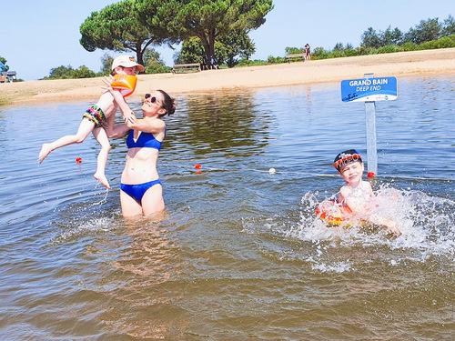 Madame Vacances Le Teich Lac