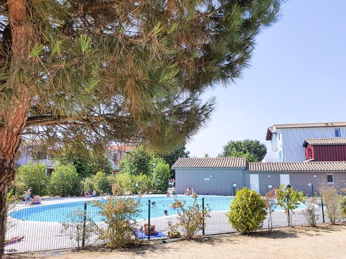 Madame Vacances Rives Marines Piscine