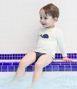 maillot de bain couche anti uv - hamac - vacances
