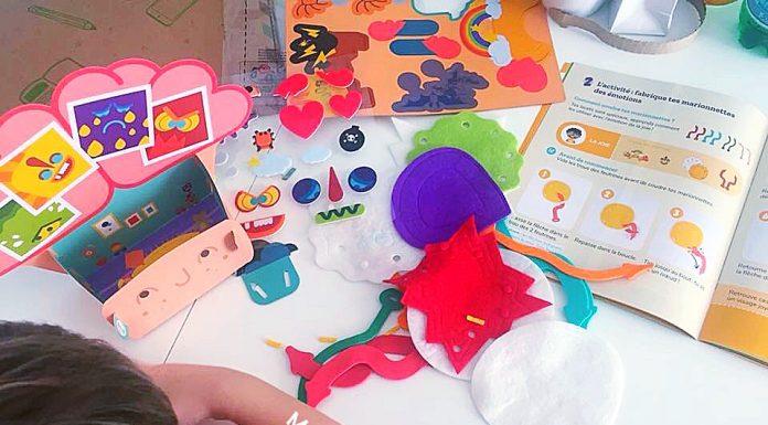 Pandacraft - kit créatif - activité enfant