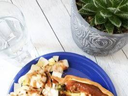 foodle - cookeo - recette - application food - tarte - brocolis